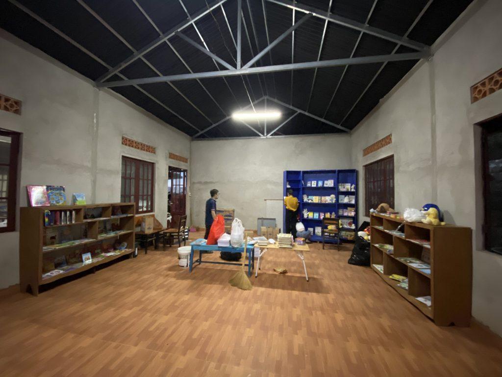 Thư viện yêu thương - MSP 8